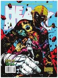 [Heavy Metal #296 (Cover B Deih) (Product Image)]