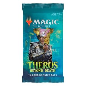 [Magic The Gathering: Theros: Beyond Death: Booster Pack (Product Image)]
