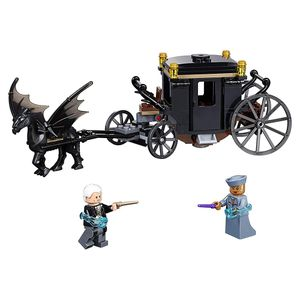 [LEGO: Fantastic Beasts & Where To Find Them: Grindelwald's Escape (Product Image)]