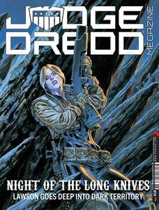 [Judge Dredd Megazine #418 (Product Image)]