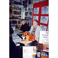 [Robert Rankin and Gerry O'Brien Signing (Product Image)]