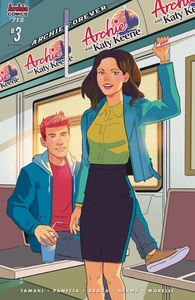 [Archie #712 (Archie & Katy Keene: Part 3) (Cover C Zarcone) (Product Image)]