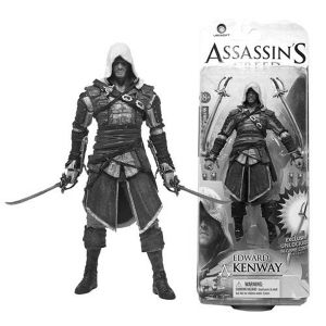 [Assassin's Creed IV: Series 1 Action Figures: Edward Kenway (Product Image)]
