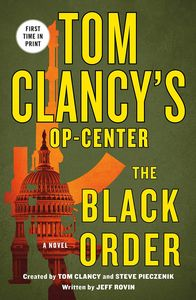 [Tom Clancy's Op-Center: The Black Order (Product Image)]