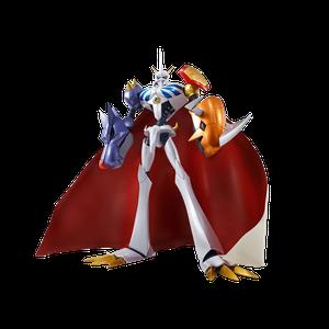 [Digimon Adventure: S.H. Figuarts Action Figure: Omgamon (Premium Colour Edition) (Product Image)]