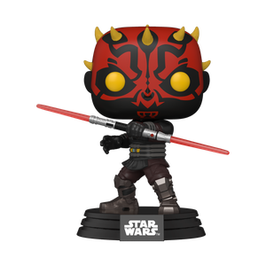 [Star Wars: The Clone Wars: Pop! Vinyl Bobblehead Figure: Darth Maul (Product Image)]
