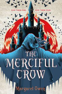 [The Merciful Crow (Hardcover) (Product Image)]