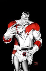[X-Men: Wedding Special #1 (Mike Mayhew Megacon Virgin Variant) (Product Image)]