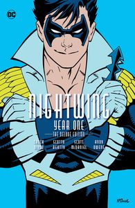 [Nightwing: Year One (Deluxe Edition Hardcover) (Product Image)]