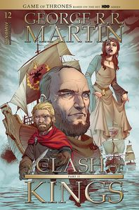 [George R.R. Martin's A Clash Of Kings #12 (Cover B Rubi) (Product Image)]