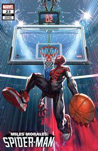 [Miles Morales: Spider-Man #23 (Kael Ngu Variant) (Product Image)]