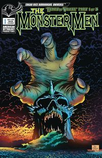 [The cover for The Monster Men #1 (Cover A Martinez)]