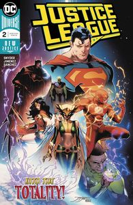 [Justice League #2 (Product Image)]