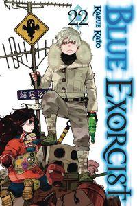 [Blue Exorcist: Volume 22 (Product Image)]