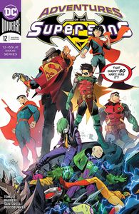 [Adventures Of The Super Sons #12 (Product Image)]