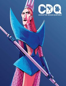 [Character Design Quarterly 10 (Product Image)]