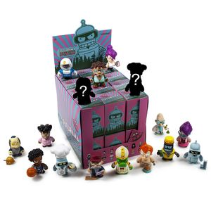 [Kidrobot: Mini Figure: Futurama Good News Everyone Series 3 (Product Image)]