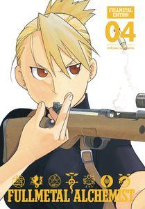 [Fullmetal Alchemist: Fullmetal Edition: Volume 4 (Hardcover) (Product Image)]