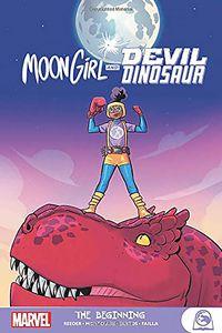 [Moon Girl & Devil Dinosaur: Volume 1: Beginning (Product Image)]