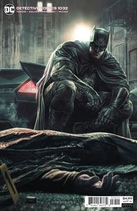 [Detective Comics #1032 (Lee Bermejo Card Stock Variant) (Product Image)]