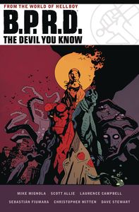 [B.P.R.D.: Devil You Know: Omnibus (Hardcover) (Product Image)]