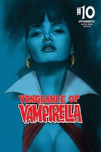 [Vengeance Of Vampirella #10 (Cover B Oliver) (Product Image)]
