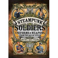 [Steampunk Soldiers! (Product Image)]