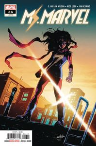 [Ms Marvel #36 (Product Image)]