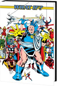[What If? The Original Marvel Series: Omnibus: Volume 2 (Layton DM Variant Hardcover) (Product Image)]