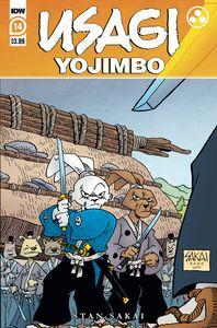 [Usagi Yojimbo #14 (Product Image)]