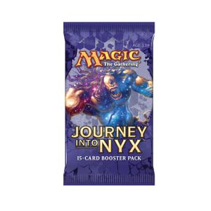 [Magic The Gathering: Journey Into Nyx: Booster (Product Image)]