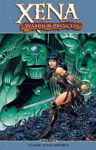[Xena Warrior Princess: Classic Years Omnibus (Product Image)]