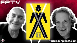 [FPTV: Grant Morrison Celebrates Rian Hughes' XX (A Novel, Graphic) (Product Image)]