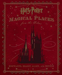 [Harry Potter: Magical Places From The Films (Hardcover) (Product Image)]