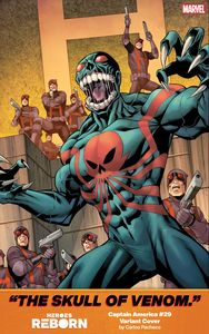 [Captain America #29 (Pacheco Reborn Variant) (Product Image)]
