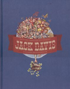[Jack Davis: Drawing American Pop Culture (Hardcover) (Product Image)]
