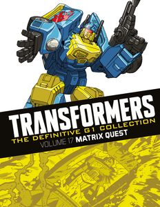 [Transformers: Definitive G1 Collection: Volume 40: Matrix Quest (Product Image)]