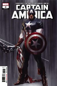 [Captain America #2 (Product Image)]