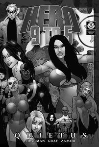 [Hero 9 To 5: Volume 2: Quietus (Product Image)]
