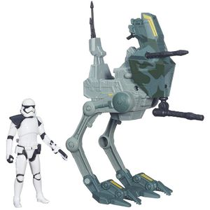 [Star Wars: The Force Awakens: Wave 1 Class 1 Vehicles: First Order Assault Walker (Product Image)]