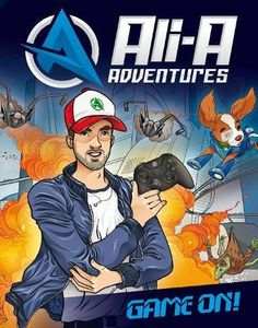 [Ali-A Adventures: Game On (Hardcover) (Product Image)]