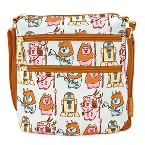 [Star Wars: Passport Bag: Ewoks (Product Image)]