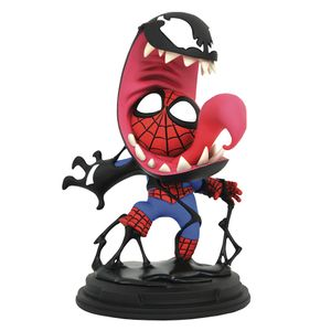 [Marvel: Animated Statue: Venom & Spider-Man (Product Image)]
