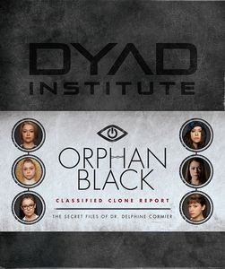 [Orphan Black: Classified Clone Reports (Hardcover) (Product Image)]