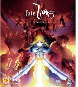 [Fate Zero: Part 1 (Blu-Ray) (Product Image)]