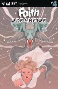 [Faith: Dreamside #4 (Cover B Meynet) (Product Image)]