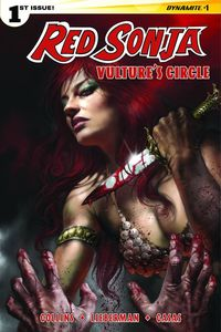 [Red Sonja: Vulture's Circle #1 (Cover C Exclusive Subscription Variant) (Product Image)]