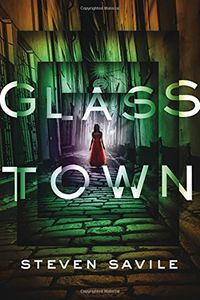 [Glass Town (Hardcover) (Product Image)]