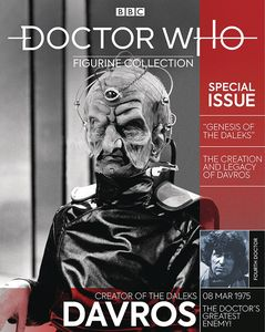 [Doctor Who Figurine Collection Special #5: Davros (Product Image)]