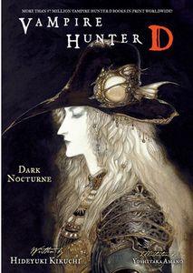 [Vampire Hunter D: Volume 10: Dark Nocturne (Product Image)]